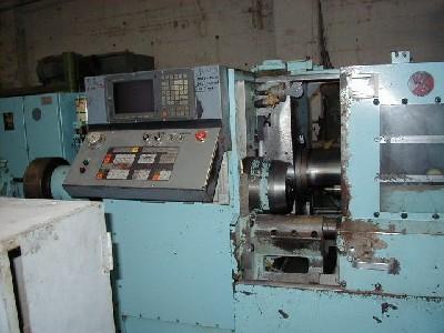 Lathes: USED WARNER & SWASEY TURNING CENTERS, CNC