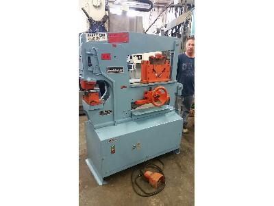 Ironworkers USED Scotchman Hydraulic Ironworker 65 TON